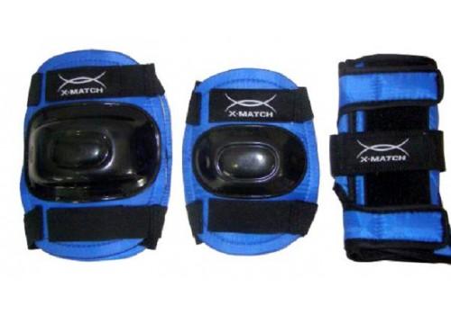 Комплект защиты 308 размер L синий