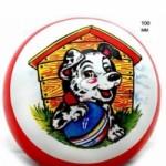 Мяч резиновый диаметр 100 мм с-85П