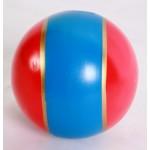 Мяч диаметр 75 мм лакированный с-19ЛП