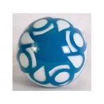 Мяч резиновый диаметр 100мм 30лп