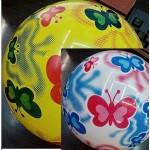 Мяч пластизолевый 22 см 25495-2