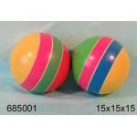 Мяч диаметр 150 мм лакированный 22лп