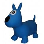 Попрыгун Собака надувная С11563