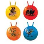 Мяч Прыгун с рожками Как приручить дракона 63874