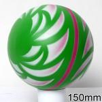 Мяч диаметр 150 мм лакированный с32ЛП