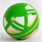 Мяч диаметр 125 мм лакированный с-31ЛП