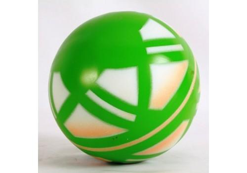 Мяч диаметр 125 мм лакированный с-31ЛП(сетка)