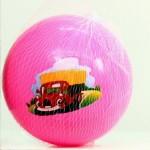 """Мяч пластизоль """"Машинка с глазами"""" 16 см"""