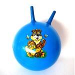 Мяч Прыгун с рожками 45 см Е01-00002