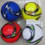 Мяч футбольный №5 глянцевый 3 слоя Т81540
