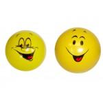 Мяч диаметр 75 мм Смайлики с-104ЛП