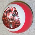 Мяч резиновый диаметр 75 мм с-103п