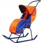 Санки-коляска Малышок 49