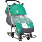 Санки-коляска Ника Детям 7 цвета в ассортименте