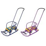 Санки Тимка 3 с выдвижными колесами