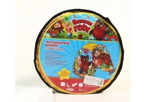 Детский игровой домик Играем вместе Винни-Пух GFA-VN01-R