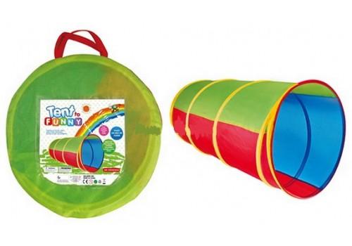 Игровой тоннель труба 3 кольца А999-192