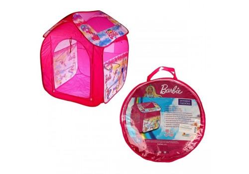 Детская игровая палатка нейлон Играем вместе Барби GFA-BRB в сумке
