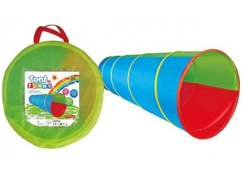 Игровой тоннель труба 5 колец А999-190