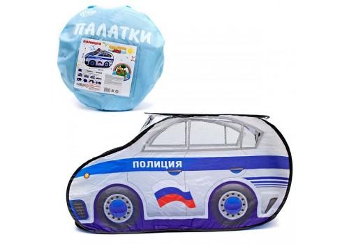 Детский игровой домик Полицейская машина М6825