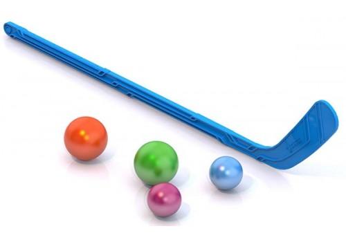 """Набор """"Хоккей на траве""""  1 клюшка, 4 шарика 270"""