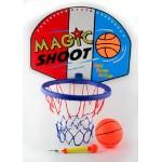 Баскетбольное кольцо с мячом 50 см 132/Ф9693