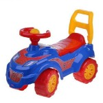 "Каталка автомобиль для прогулок ""Спадер"" Т3077"