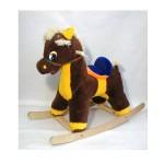 Качалка - Лошадка мини мягкая