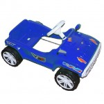 Машина педальная Ориончик 792