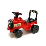 Каталка трактор красный 931-К