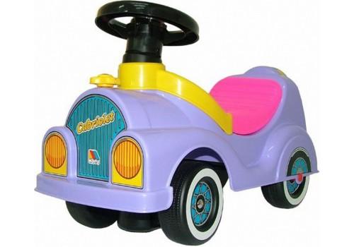 Каталка-автомобиль Кабриолет 7963