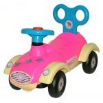 """Каталка-автомобиль для девочек """"Сабрина"""" 7970"""