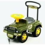 Автомобиль-каталка Джип с музыкальным рулем У868