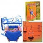Тренажер детский Прыгунки №4 3 в 1 (прыгунки, тарзанка, качели)
