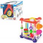Развивающий комплекс для малышей от года EQ80388R БамБини