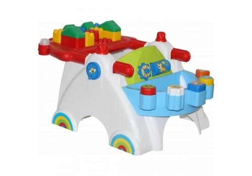 Игровой центр Беби с набором из 17 элементов в пакете 54555