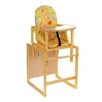 Стол-стул для кормления Алекс бежевый СТД101