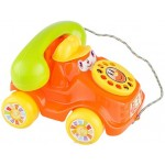 Каталка телефон малый 5105