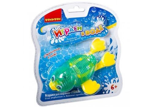 Набор Играем в воде утенок для ныряния со светом ВВ2436