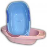 Ванночка детская для купания Малютка 426