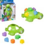 Игрушка для купания сортер черепаха Bondibon Y18762052