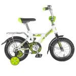 Велосипед 12 дюймов FOXX YT белый 121YT12.WT7
