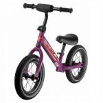 """Беговел 12"""" Slider с надувными колесами фиолетовый DJA105V"""