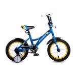 Велосипед 14 дюймов Навигатор BINGO синий 14190