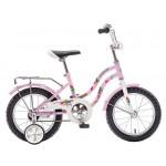 Велосипед 14 дюймов Novatrack TETRIS розовый 117047