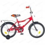 Велосипед 14 дюймов Новатрек COSMIK красный