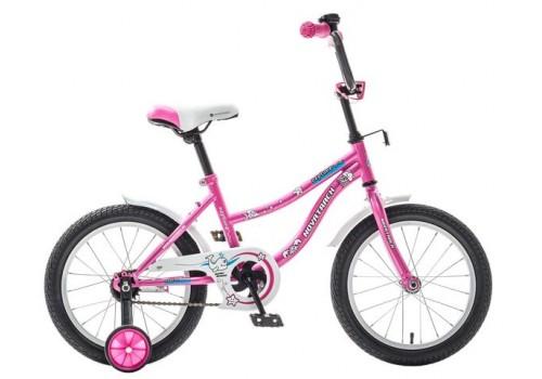 Велосипед 16 дюймов Новатрек NEPTUN PN5 розовый