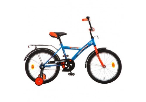 Велосипед 18 дюймов Новатрек ASTRA синий 098598