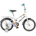 Велосипед 16 дюймов  FOXX CMYK белый 161CMYK.WT7