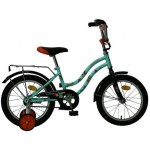 Велосипед 16 дюймов Новатрек TETRIS салатовый